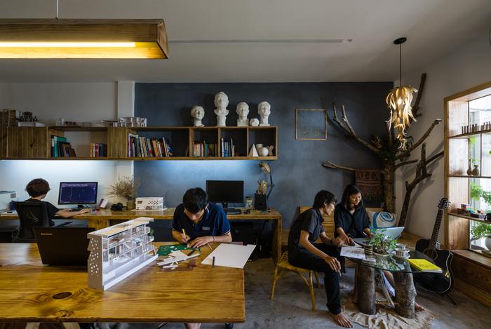 office interior pictures. Studio Office Interior Jakarta Pictures